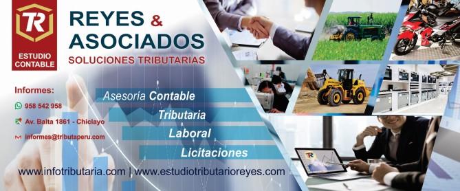 ESTUDIO CONTABLE Y TRIBUTARIO REYES
